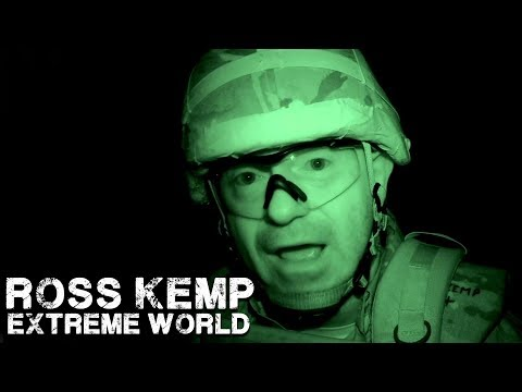 Ross & 45 Commando Go On A Covert Night Operation In Afghanistan | Ross Kemp Extreme World