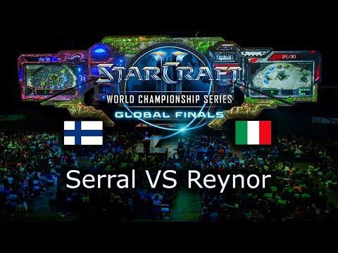 HIT! Serral VS Reynor - Mistrzostwa Świata 2019 - Półfinał 1 - polski komentarz