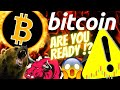 JAW DROPPING BITCOIN CHART TO WATCH RIGHT NOW (btc price ...