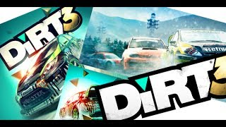 DIRT 3 PC Gameplay MAX Settings: AMD 7950 - FX6300