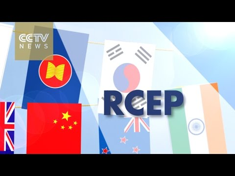 Discussion: China pushes ASEAN-led RCEP trade deal