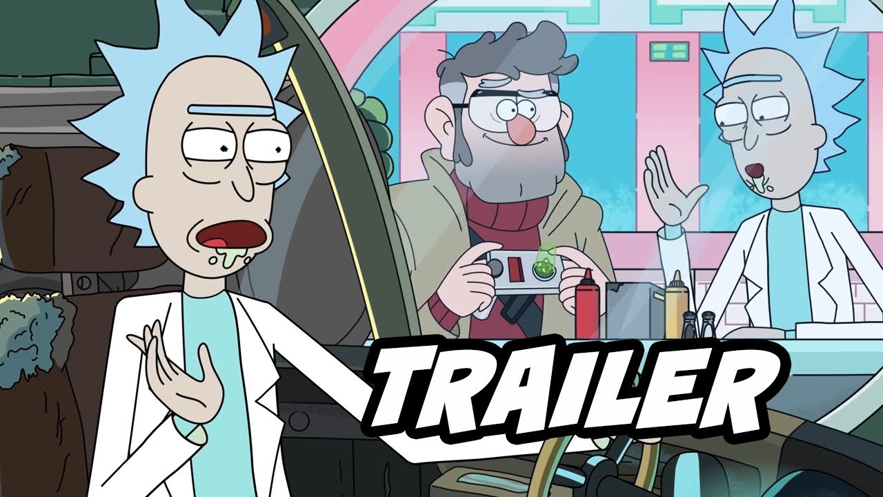 Rick And Morty Season 4 Special Episode Easter Eggs And