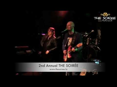 Trevor Sewell with RoadhouseSons Live @ THE SOIRÉE 2016