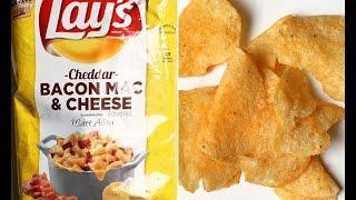 We Shorts - Lay's Cheddar Bacon Mac & Cheese