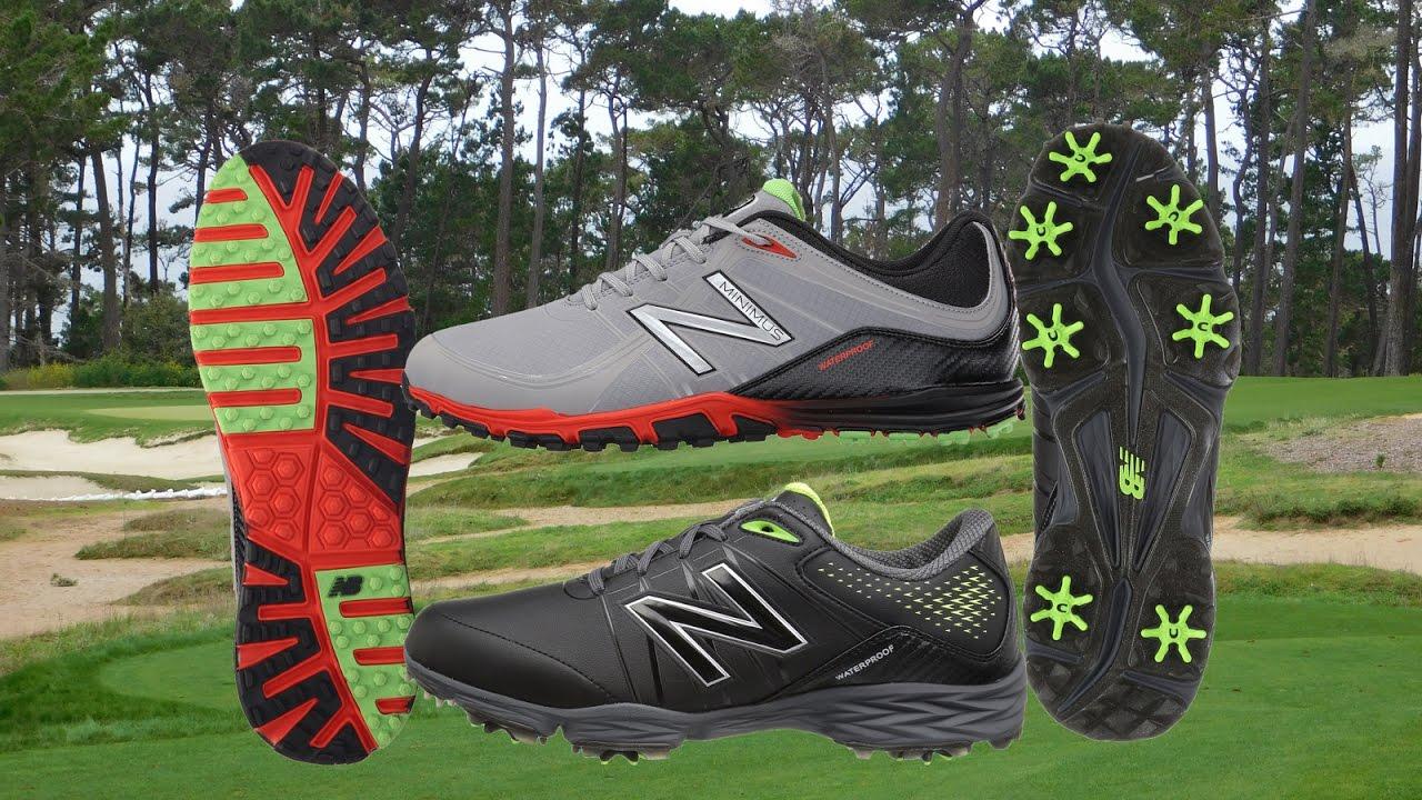 52c9abdced52b Golf Spotlight 2017 - New Balance 2004 & Minimus 1005 - YouTube