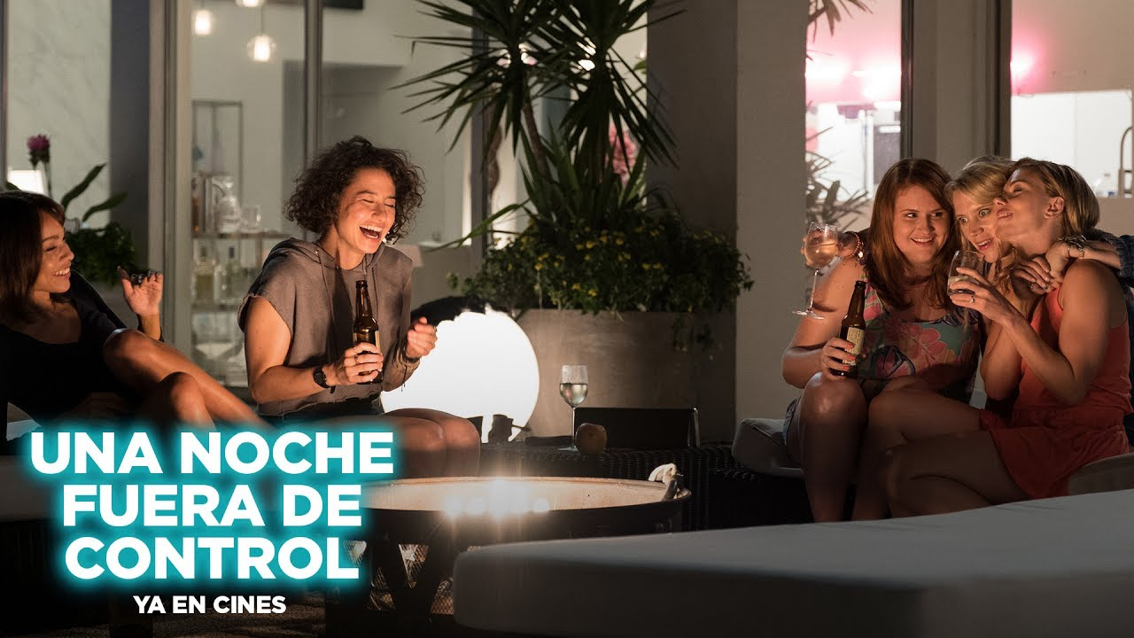 Una noche fuera de control disfruta con la comedia m s for Fuera de control dmax