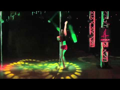 Word Pole Dance 2014 - Alessandra Rancan - Brazil