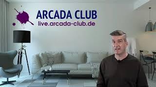ARCADA-CLUB Livesendung vom 03.12.2020