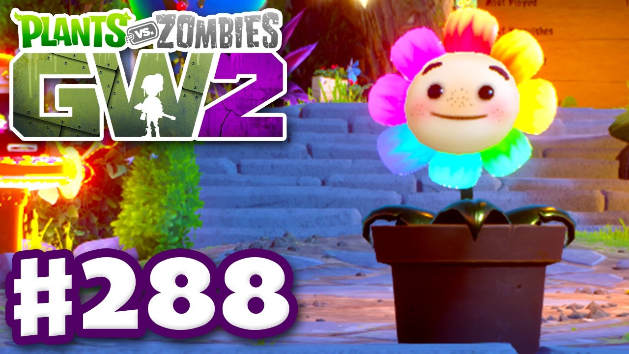 Rainbow Flower Plants Vs Zombies Garden Warfare 2 Gameplay Part 288 Pc Youtube