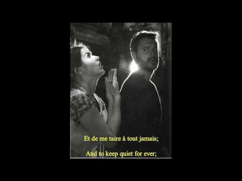 """Ton coeur n'a pas compris"" (duo Les Pêcheurs de Perles) - Peretyatko/Demuro"
