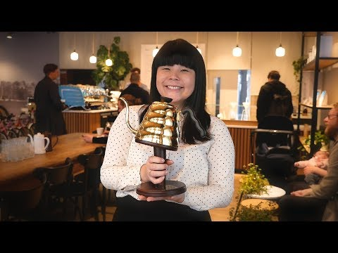 Emi Fukahori  - Becoming A World Brewers Cup Champion | European Coffee Trip