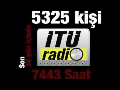 Türkiye'nin İlk Üniversite Radyosu Küresel Canlı Yayında
