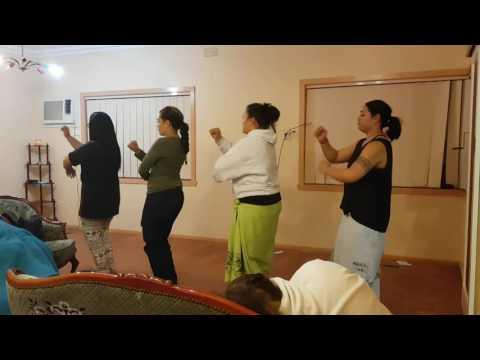 Mata Ma'a Tonga practice. Punake: Sta Akauola
