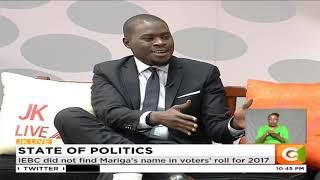 | JKLive | Senators Johnson Sakaja, Mutula Jnr delve on state of politics [Part 2]