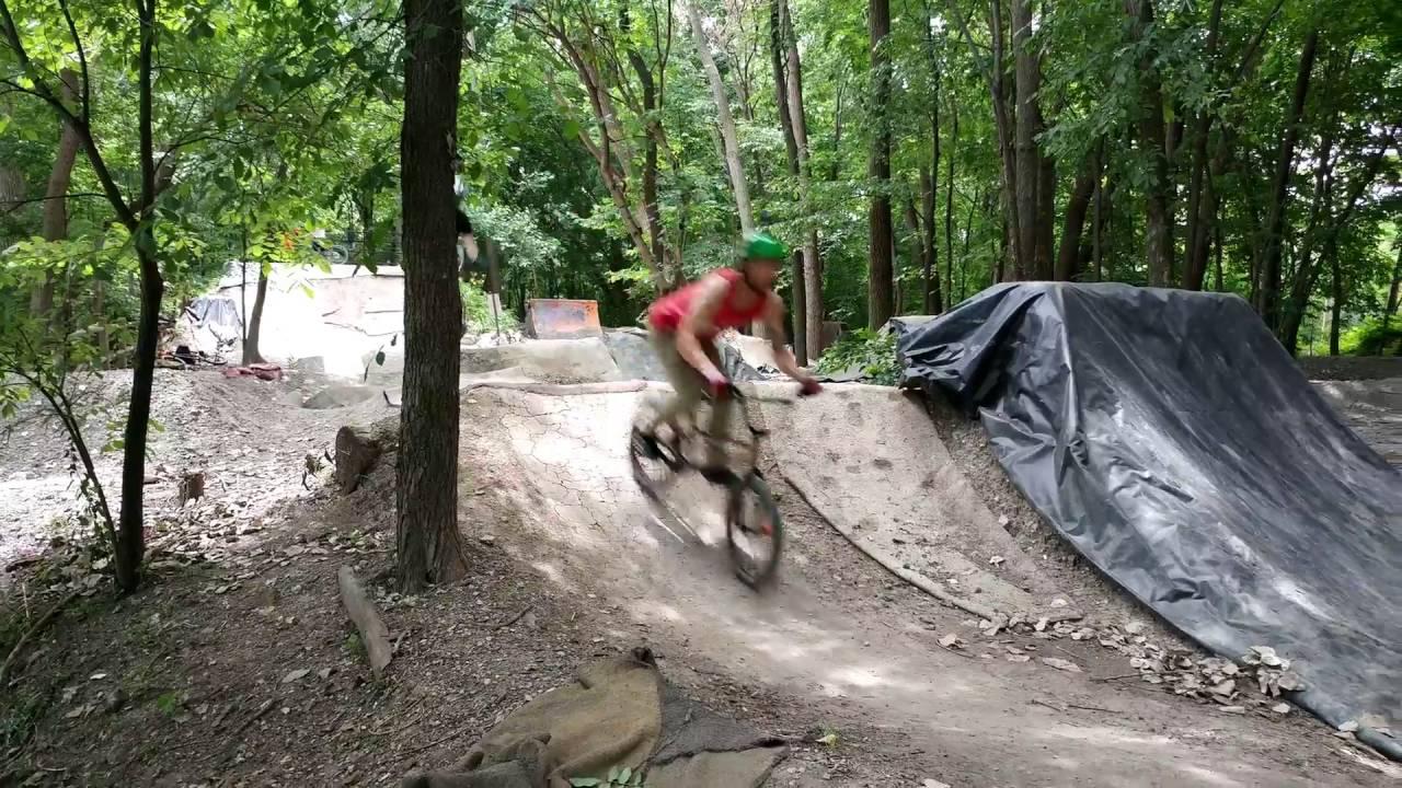the garden dirt jumps chicago 2016 youtube