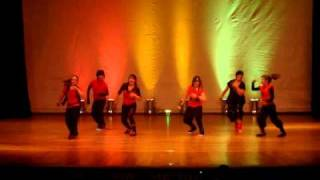 Orange Dance Studio Core - ODS Street Jam Concert
