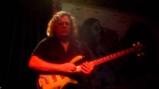 stu hamm band   bass solo live in montreal