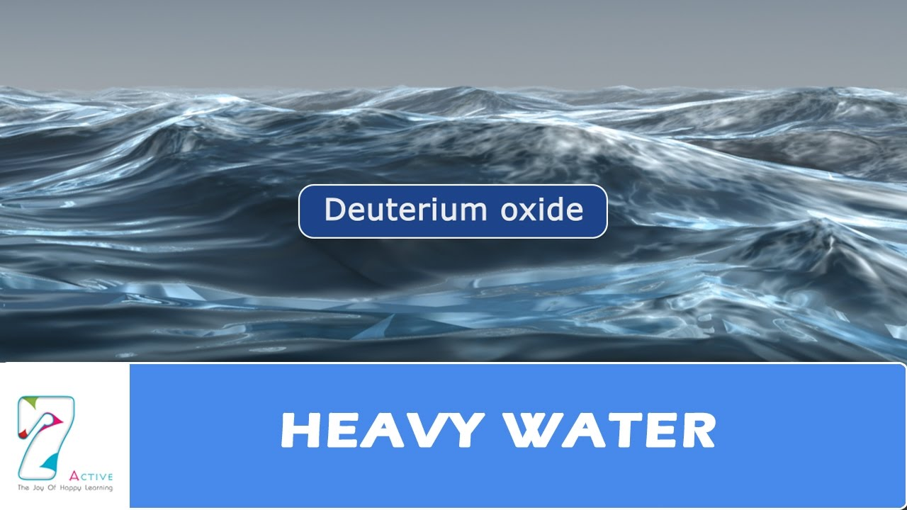how to get heavy water