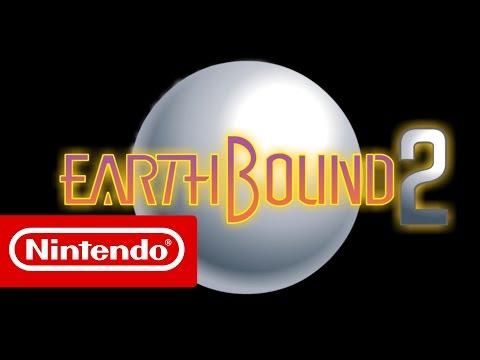 Earthbound 2 Announcement Trailer