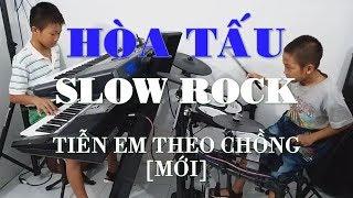 Tiễn Em Theo Chồng [ MỚI ]  - Hòa Tấu Slow Rock - Nhạc Sống PHONG BẢO