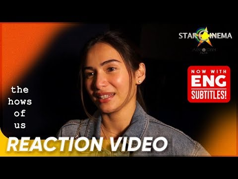 Reactions | Jennylyn Mercado | 'The Hows Of Us' Now Showing!