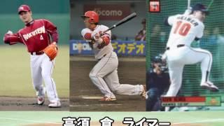 嵐の「GUTS!」を野球選手名で歌ってみた / 柳生武