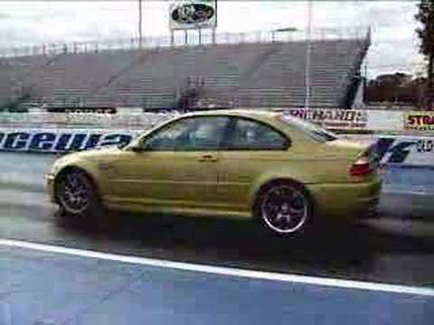 bmw e46 m3 1 4 mile youtube. Black Bedroom Furniture Sets. Home Design Ideas
