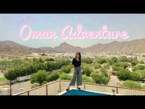 Oman At Its Finest | Travel Vlog 1 (Part 1)