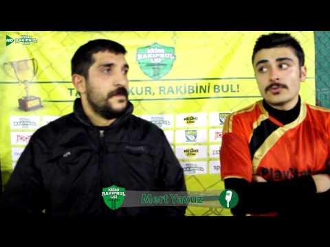 Mert Yavuz Röportaj - Süvariler/ iddaa Rakipbul Ligi 2014 Kapanış Sezonu