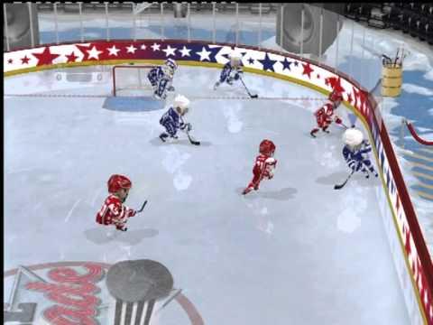 NHL Demo Eishockey