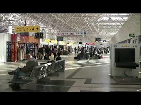Ethiopia: Addis Ababa Airport 2, departure 2012