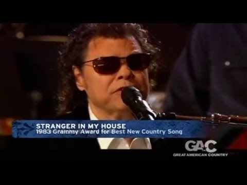 """Ronnie Milsap  ~ """"Stranger In My House"""""""