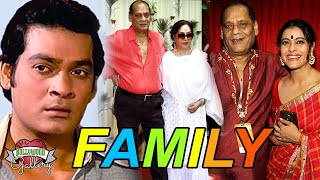 Deb Mukherjee Family With Parents, Wife, Son, Daughter, Brother, Uncle & Cousin