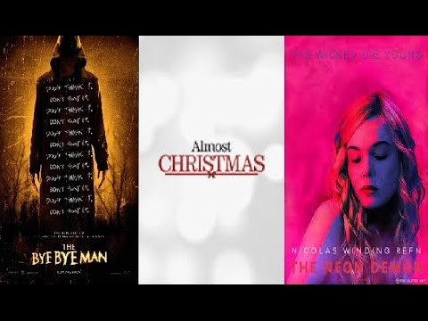 Trailer Thursdays: The Bye Bye Man,  Almost Christmas, The Neon Demon