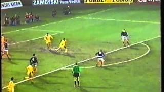 1986 (March 26) Scotland 3- Romania 0 (Friendly)