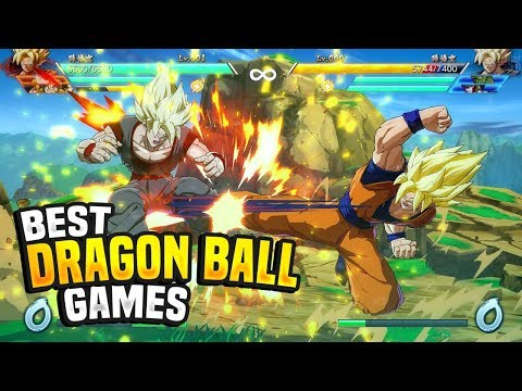 Best Dragon Ball Games For Android 2019