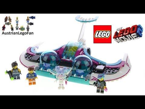 Lego Movie 2 70849 Wyld-Mayhem Star Fighter - Lego Speed Build Review