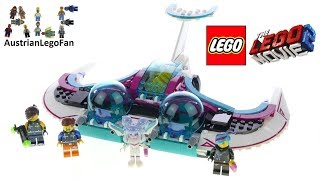 Lego Movie 2 70849 Wyld-Mayhem Star Fighter Speed Build