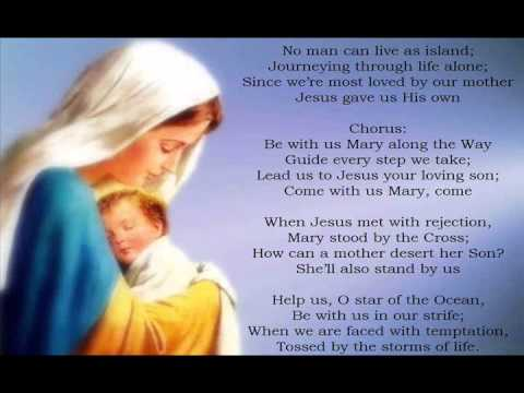 No Man Can Live As An Island Hymn To Our Lady Of The Way