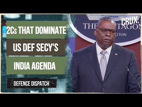 US Defence Secretary Lloyd Austin's First Foreign Visit Is India: What's On The Agenda?
