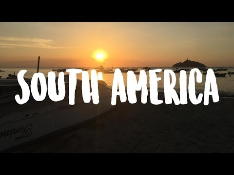 SOUTH AMERICA TRAVEL VIDEO: 2 Girls. 74 Days. $3700. 8 Countries.