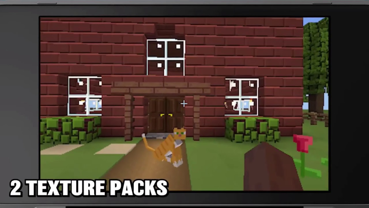 Minecraft For New Nintendo DS Edition Revealed Out Today - Minecraft spiele amazon