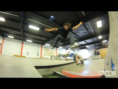 Paul Rodriguez Bastien Salabanzi Manny Santiago Chris Cole Evan Hernandez | Fun Files