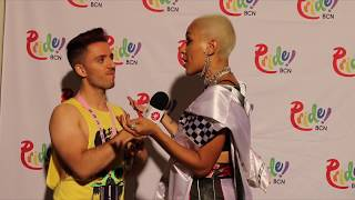 Reportaje Pride Barcelona 2018 - Entrevista a Loreen