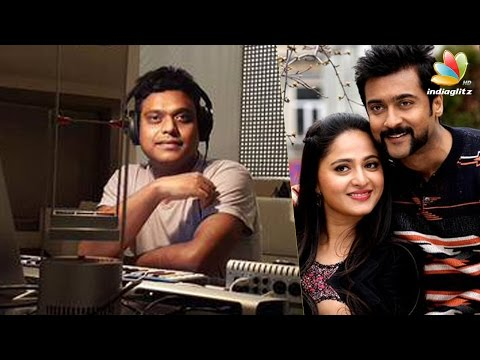 ​​Voices Of S3 Songs : Meet The Singers Of Singam 3 | Harris Jayaraj Song Making
