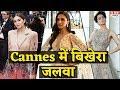 Cannes Film Festival में transparent dress में इन actresses ने ढाया कहर