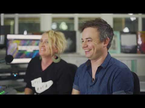 Broadcast Radio Australia - Episode 1 - Three D Radio