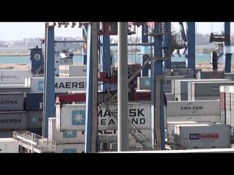 Suez Canal Container Terminal