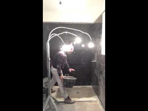 Fai da te doccia in muratura bella youtube