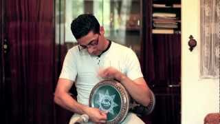 Ваиль Аббаси,видео урок по дарбуке